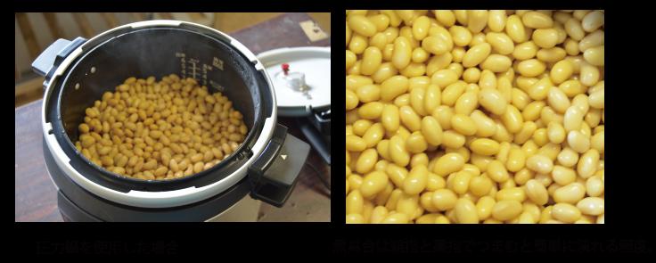 納豆の作り方 かわしま屋