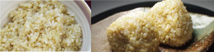 緑米レシピ かわしま屋