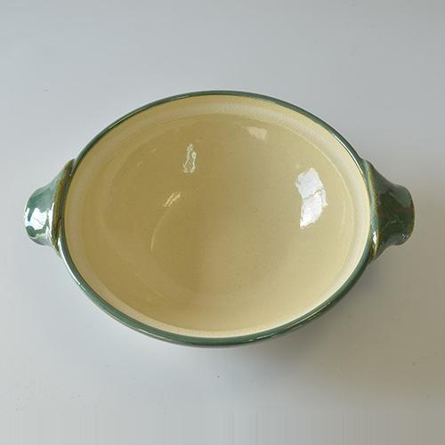 ご飯鍋(飴釉)やまほん陶房