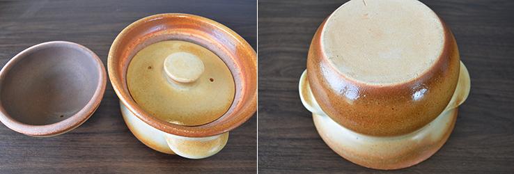 熟練の職人が作る飯炊釜