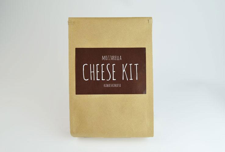 ギフトにも最適な手作りチーズキット
