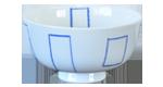 東屋 花茶碗 マドベ