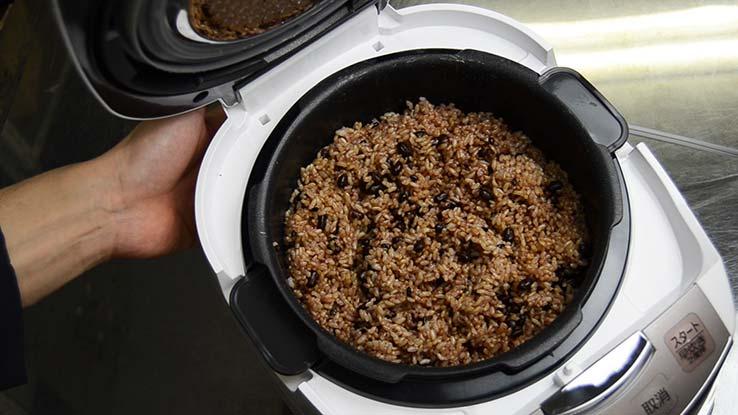 酵素玄米の作り方 かわしま屋