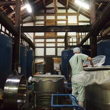 酢の生産方法
