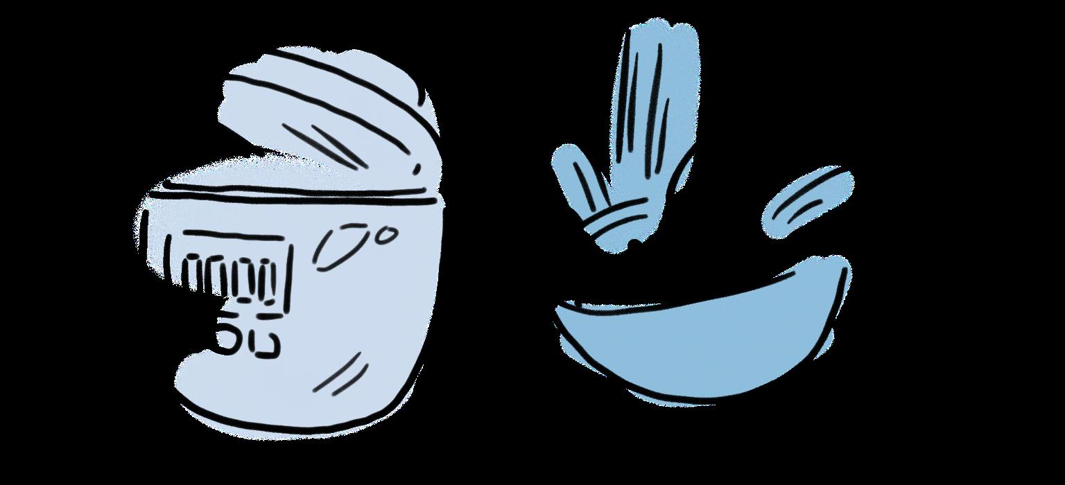 玄米の炊飯器での炊き方
