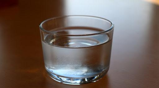 「和らぎ水」でリフレッシュ
