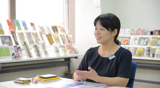 阪本博子さん
