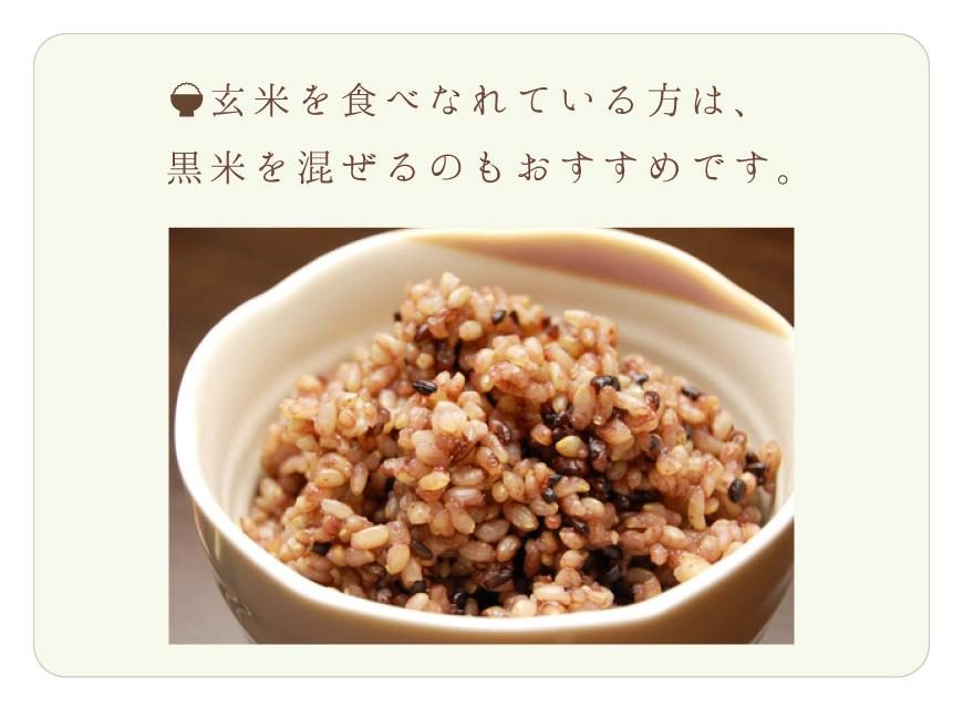 黒米と混ぜても美味しいです