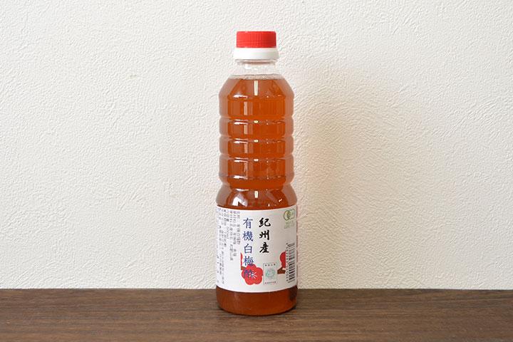 竹内農園白梅酢