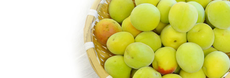 Organic Ume Is More Delicious