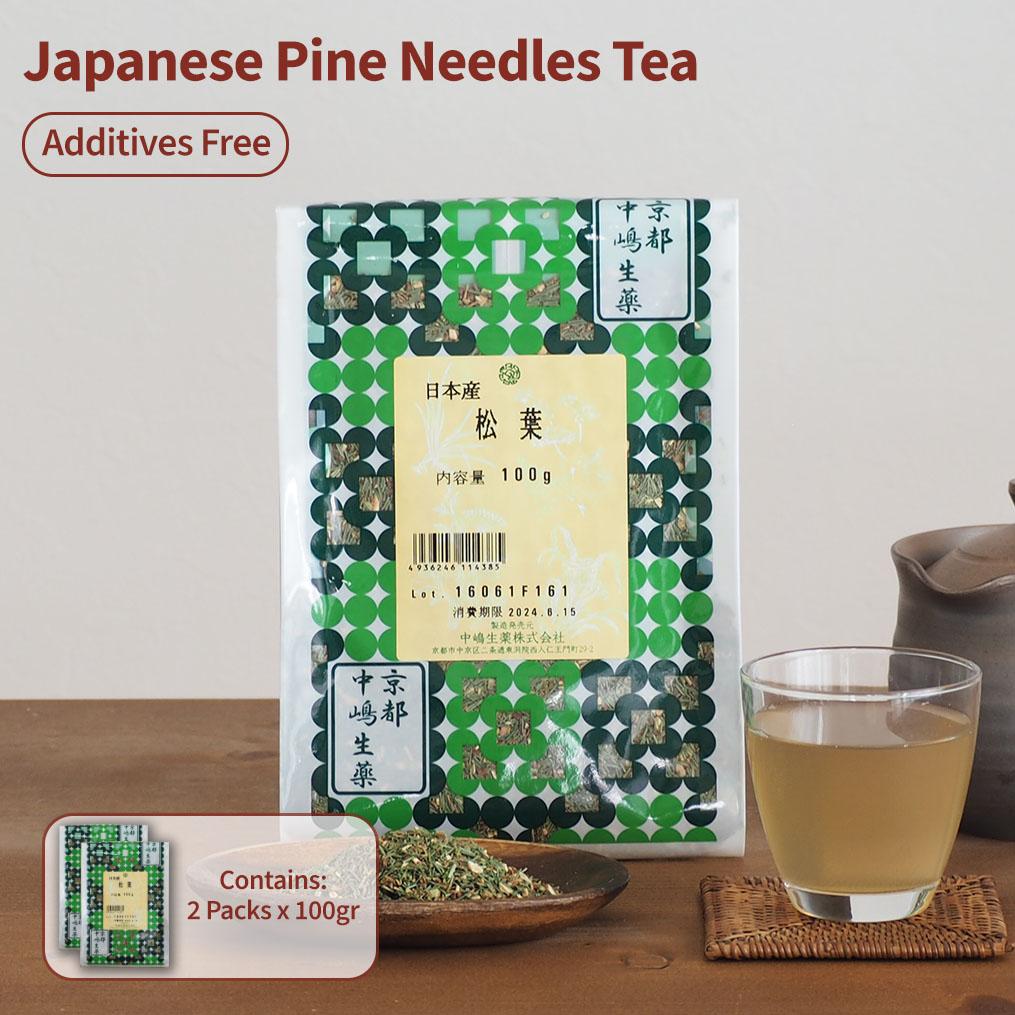 KAWASHIMAYA Pine needle tea 2x100g