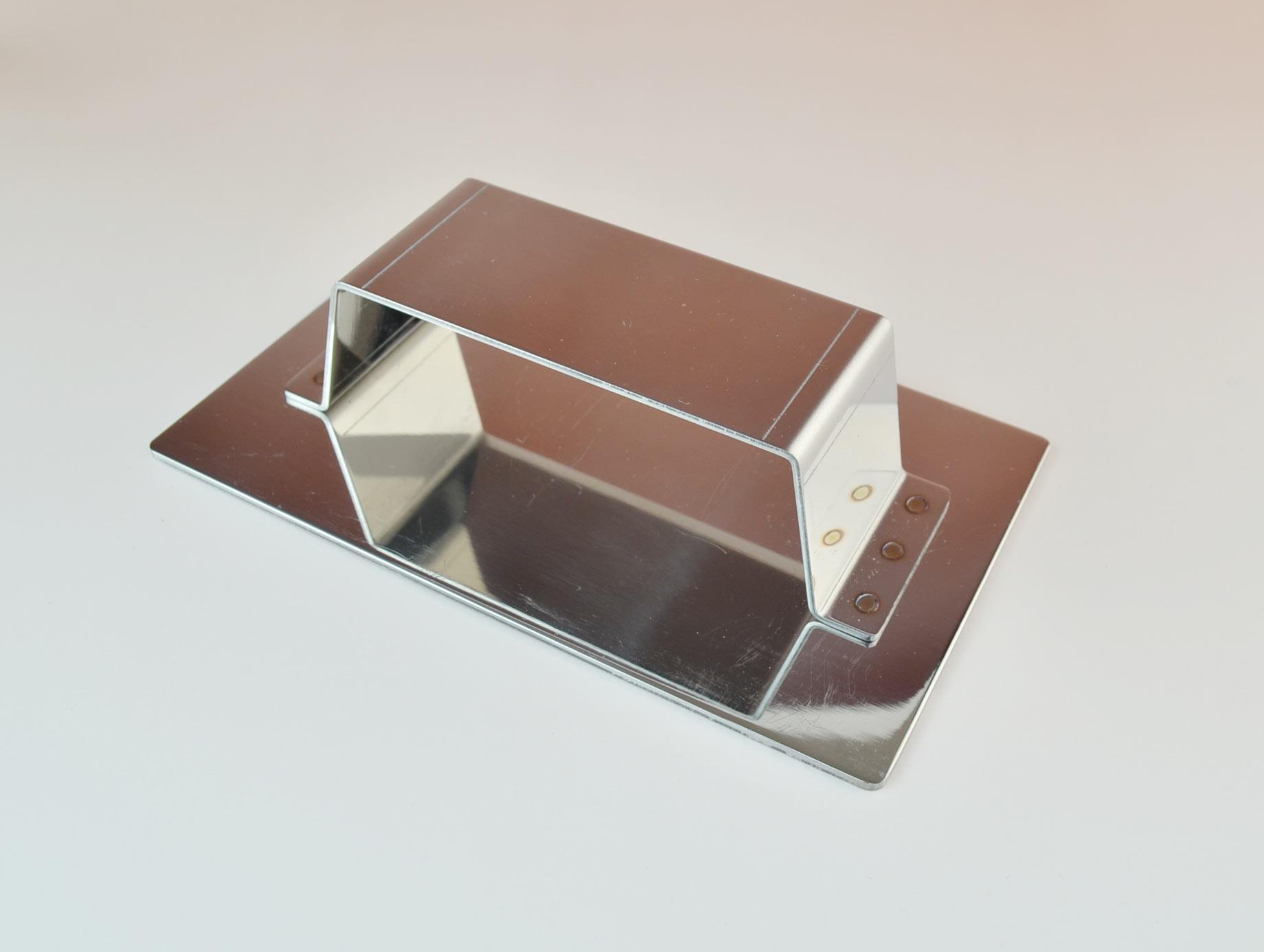 ステンレス製豆腐型箱 蓋