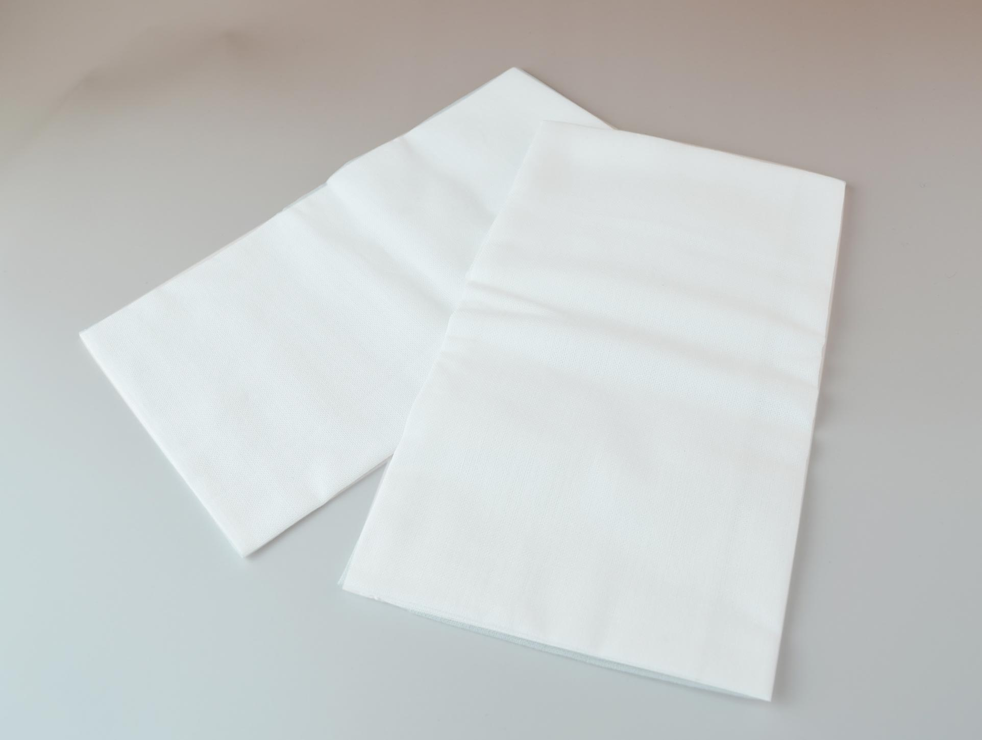 ステンレス製豆腐型箱 漉し袋