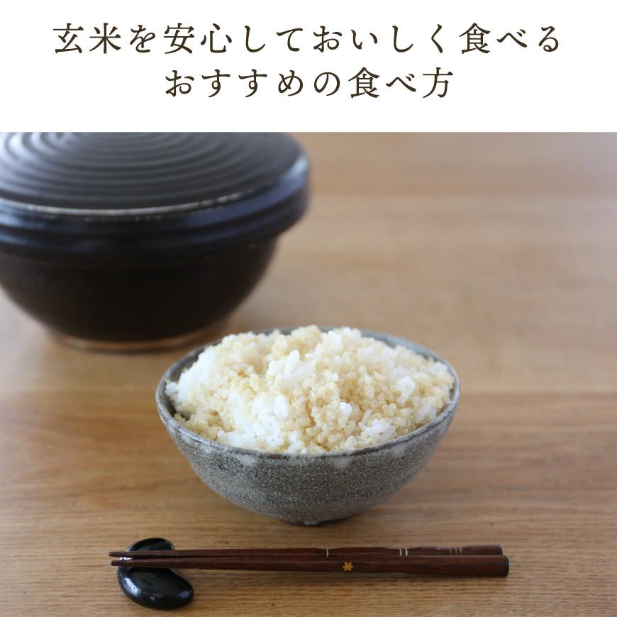 玄米を安心しておいしく食べるおすすめの食べ方