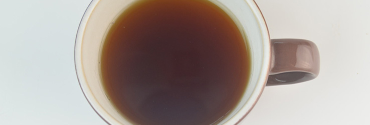 Dark Roast Brown Rice Tea With Husk