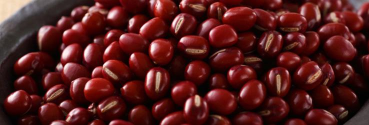 国産無農薬小豆