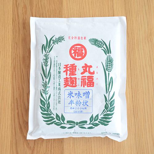 koji starter for rice miso