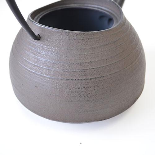 南部鉄器鉄瓶