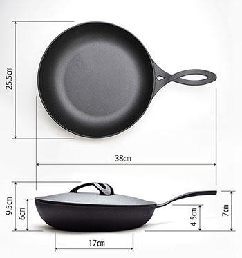 南部鉄器オーブンパン