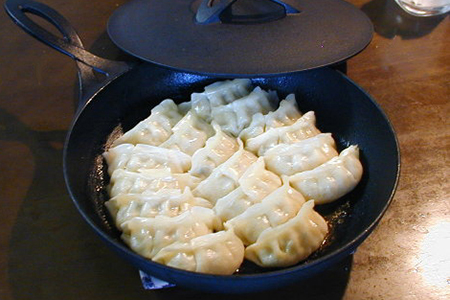 南部鉄器オーブンパンのレシピ