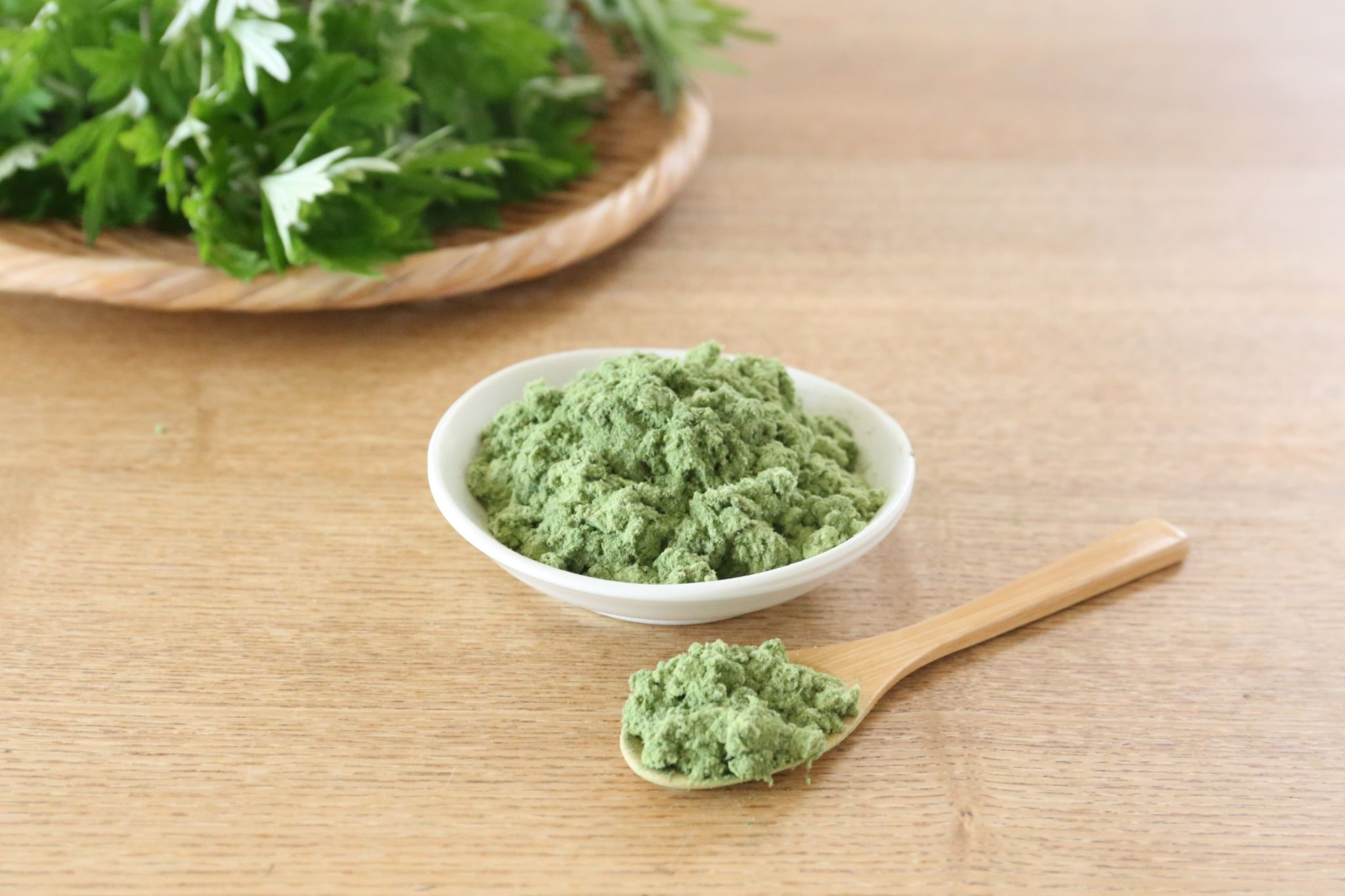 nutritional value of mugwort