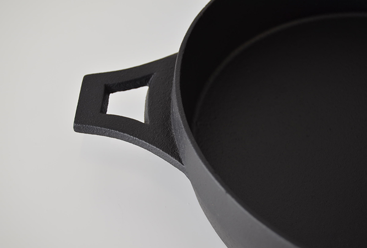 南部鉄器小笠原陸兆のすきやき鍋は一生モノ
