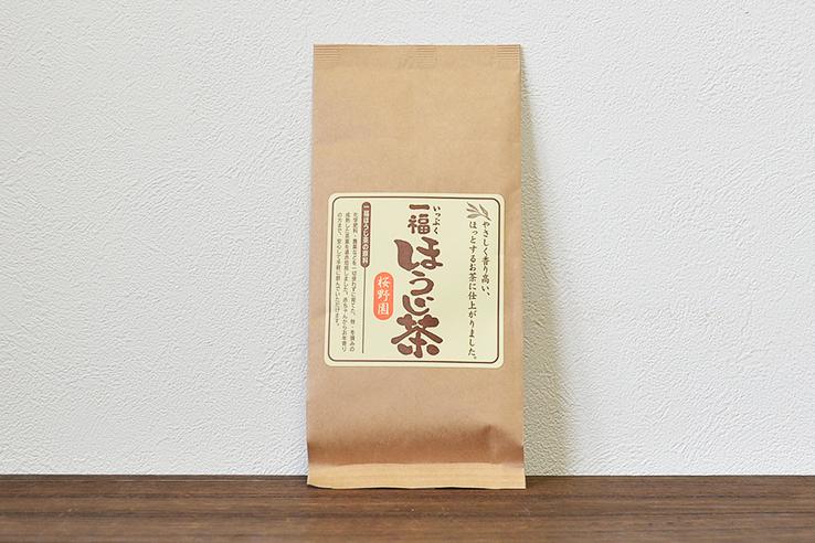 一福ほうじ茶80g