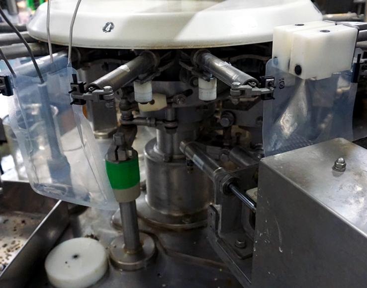酵素玄米の製造工程