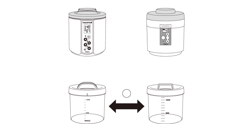 compatibility of the inner container