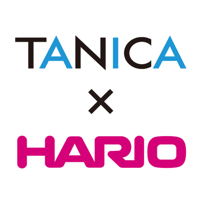 TANICA and HARIO's logo