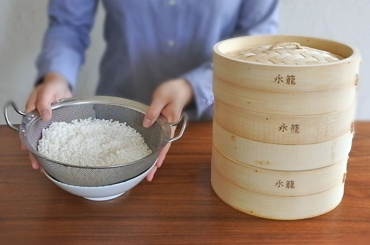 How Much Rice Can This Product Steam?