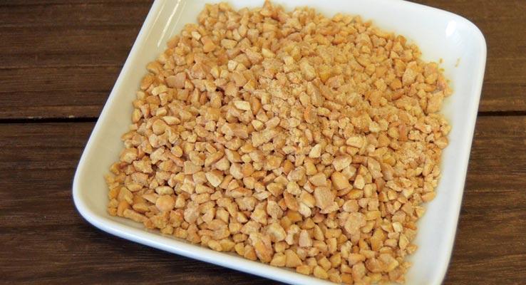 ひきわり乾燥納豆とは