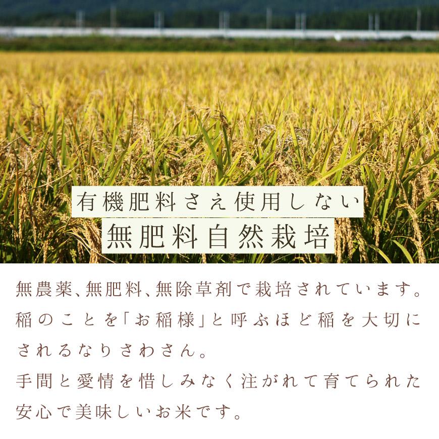 有機肥料さえ使用しない無肥料自然栽培