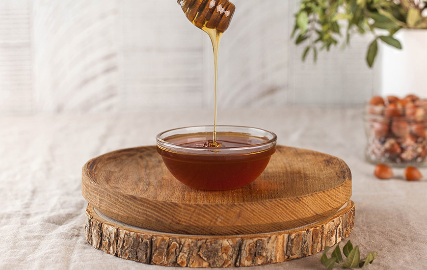 Pure Honey from Japanese Bee