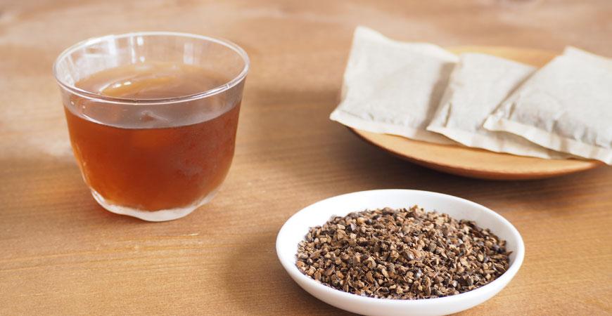 焙匠・有機麦茶とは