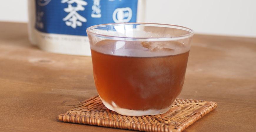 麦茶作りのワンポイント