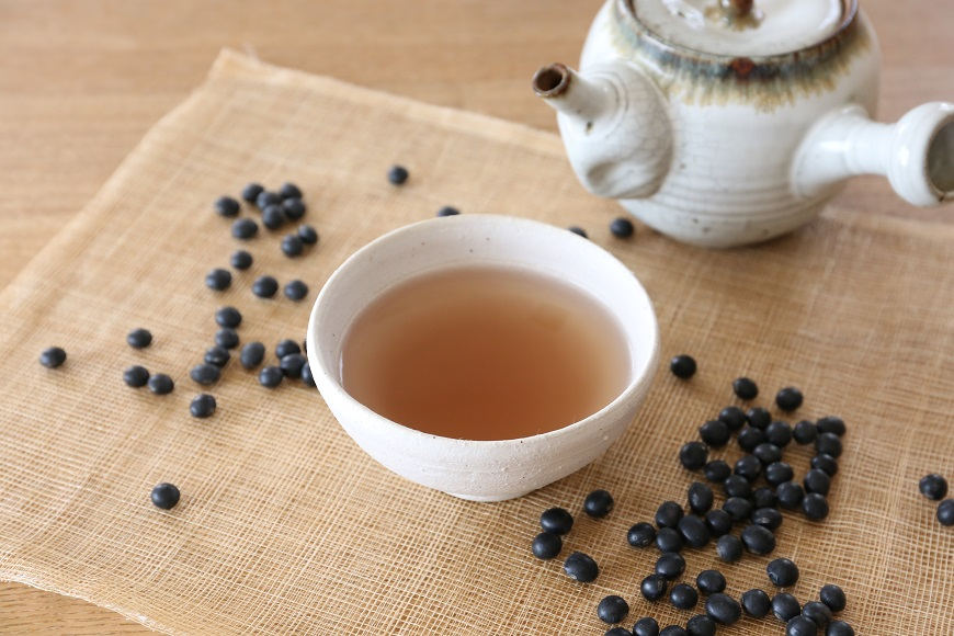 Black Soybean Tea Kuromame cha