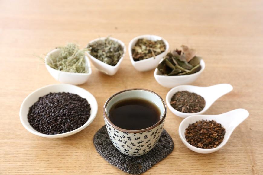 Brown Rice Blended Tea