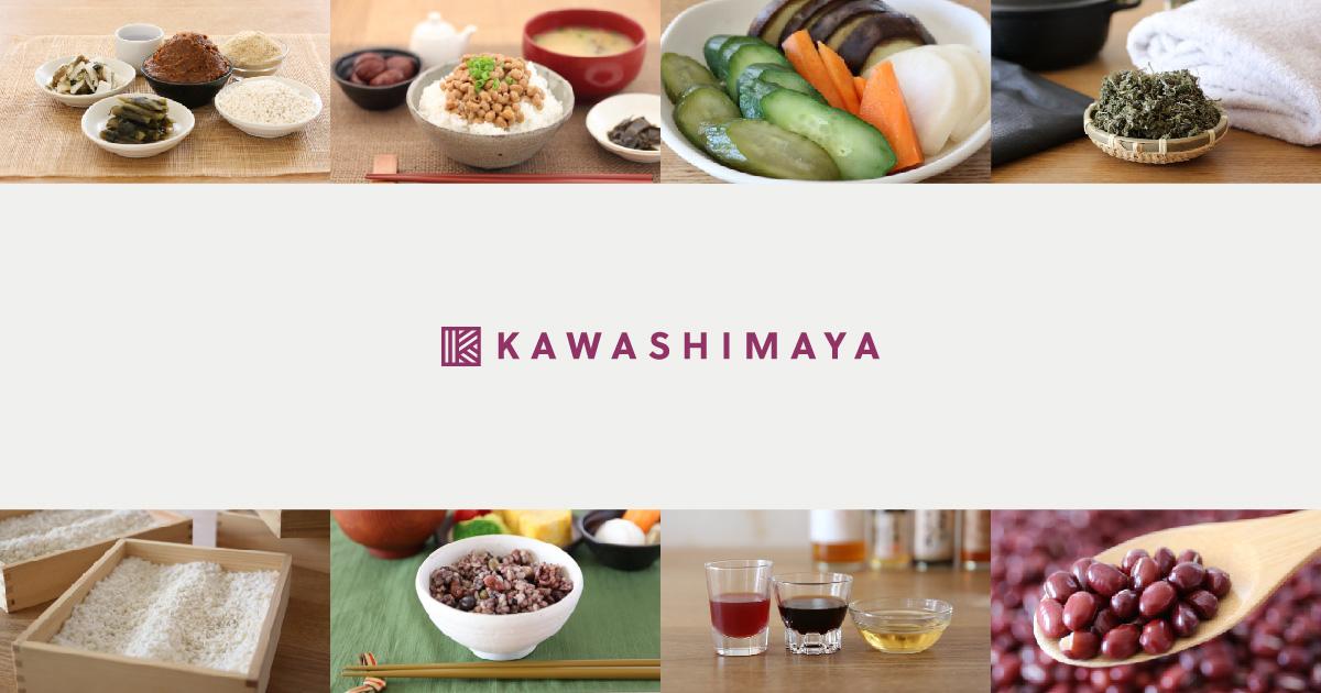 About Kawashimaya