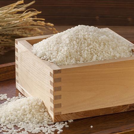 由利本荘ササニシキ白米1kgをプレゼント