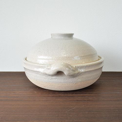 東屋の於福鍋八寸サイズ
