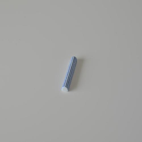 東屋の印判箸置豆絞り
