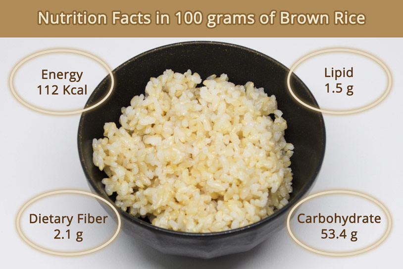 brown_rice_nutrition_100grams
