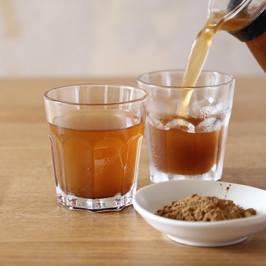 about burdock tea