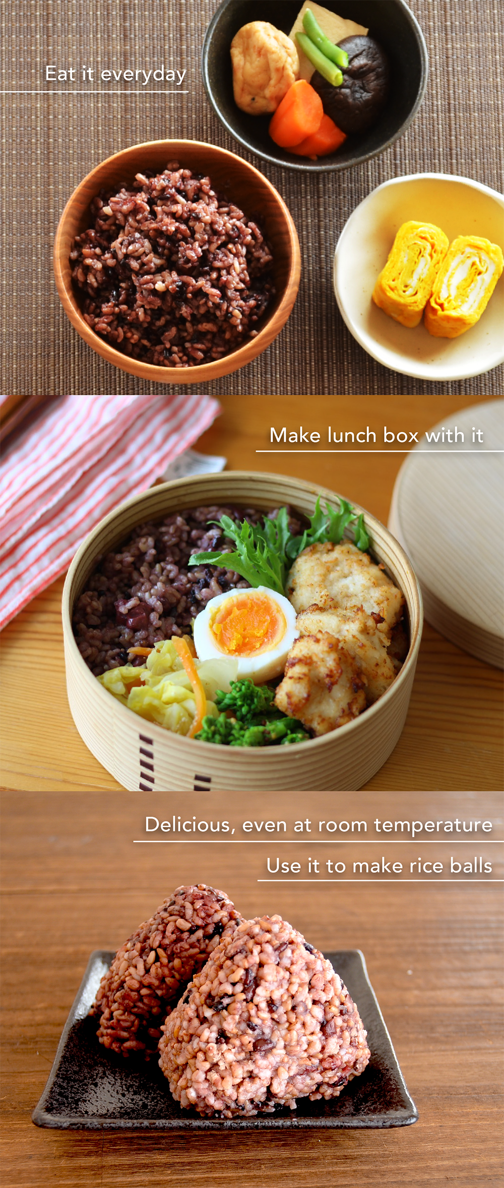 How to use enzyme brown rice