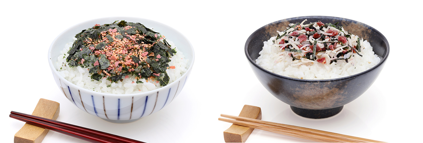 dried vs soft furikake