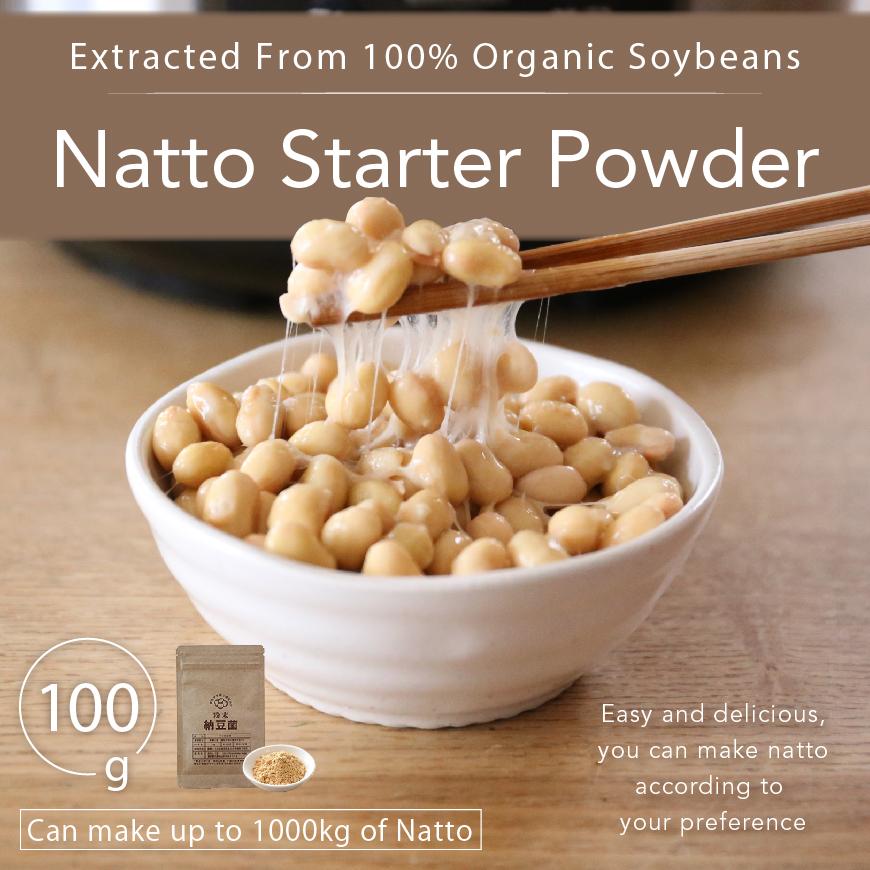 Natto Starter Powder 100g