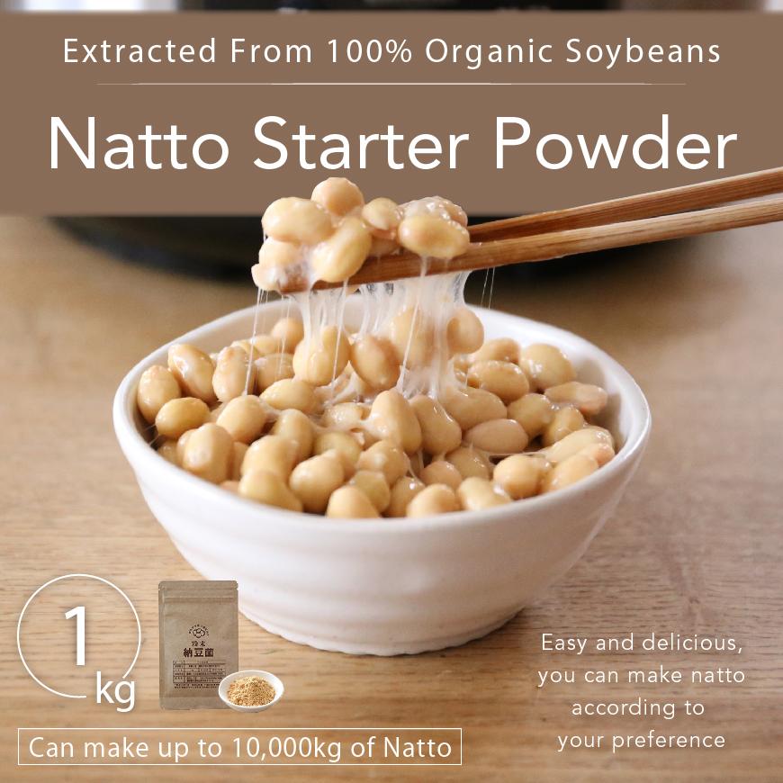 Natto Starter Powder 1kg