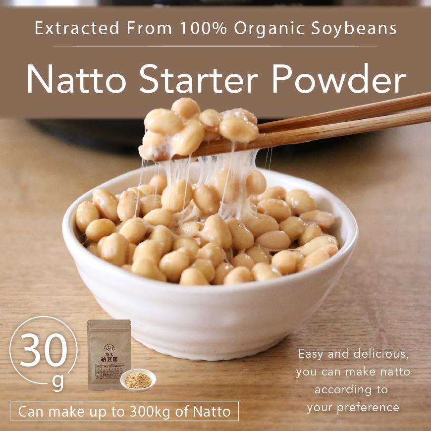 Natto Starter Powder 30g