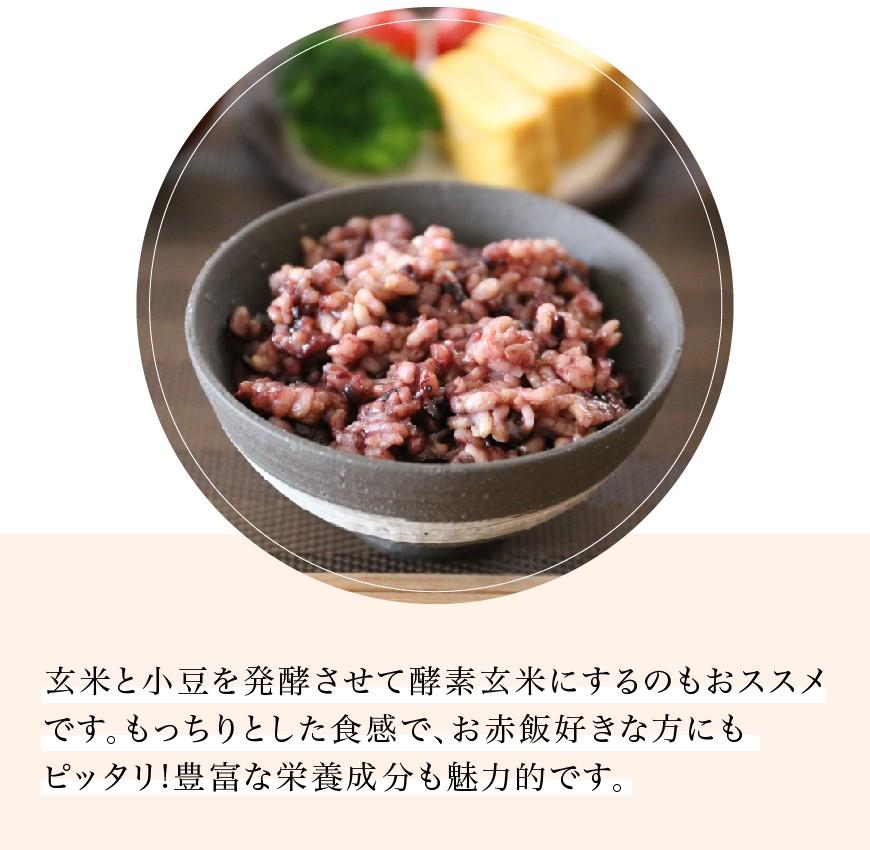 使い方:酵素玄米